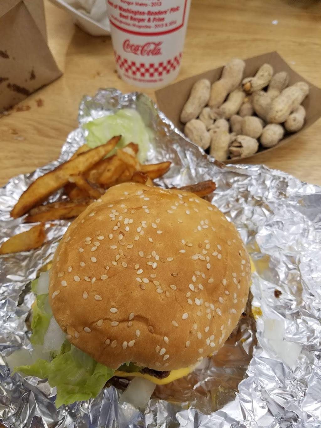 Five Guys   meal takeaway   2 MetroTech Center, Brooklyn, NY 11201, USA   7188529380 OR +1 718-852-9380