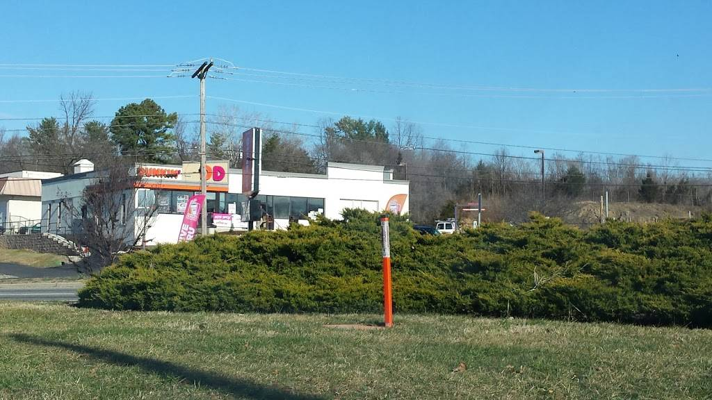 Dunkin | bakery | 7000 Peters Creek Rd, Hollins, VA 24019, USA
