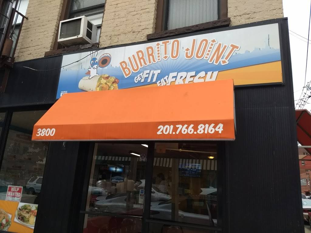 Burrito Joint | meal delivery | 3800 Palisade Ave, Union City, NJ 07087, USA | 2017668164 OR +1 201-766-8164