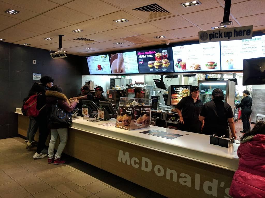 McDonalds | cafe | 39 Union Square W, New York, NY 10003, USA | 2126459079 OR +1 212-645-9079