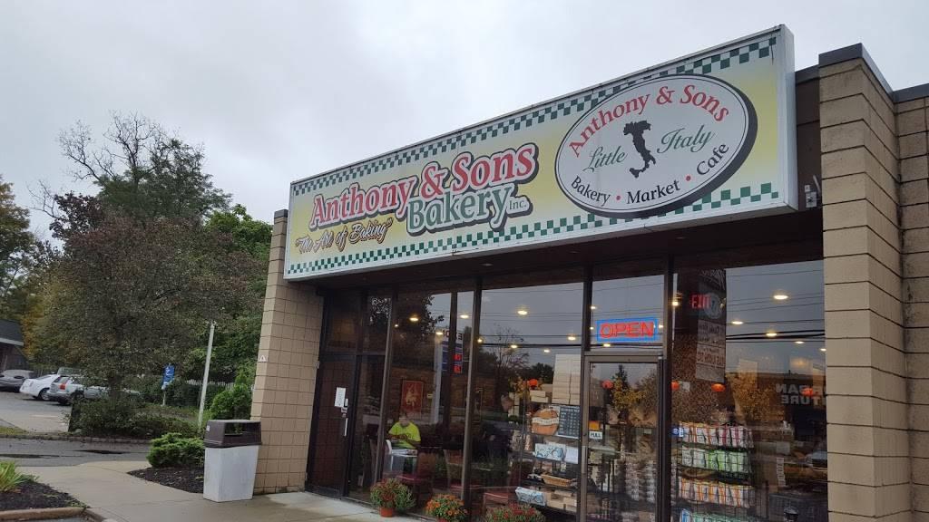 anthony and sons bakery   bakery   15 NJ-10, Succasunna, NJ 07876, USA   9739709191 OR +1 973-970-9191