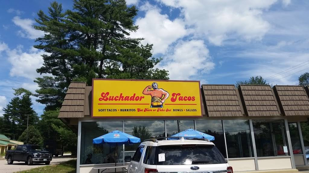 Luchador Tacos | restaurant | 1833 White Mountain Hwy, North Conway, NH 03860, USA | 6037305429 OR +1 603-730-5429