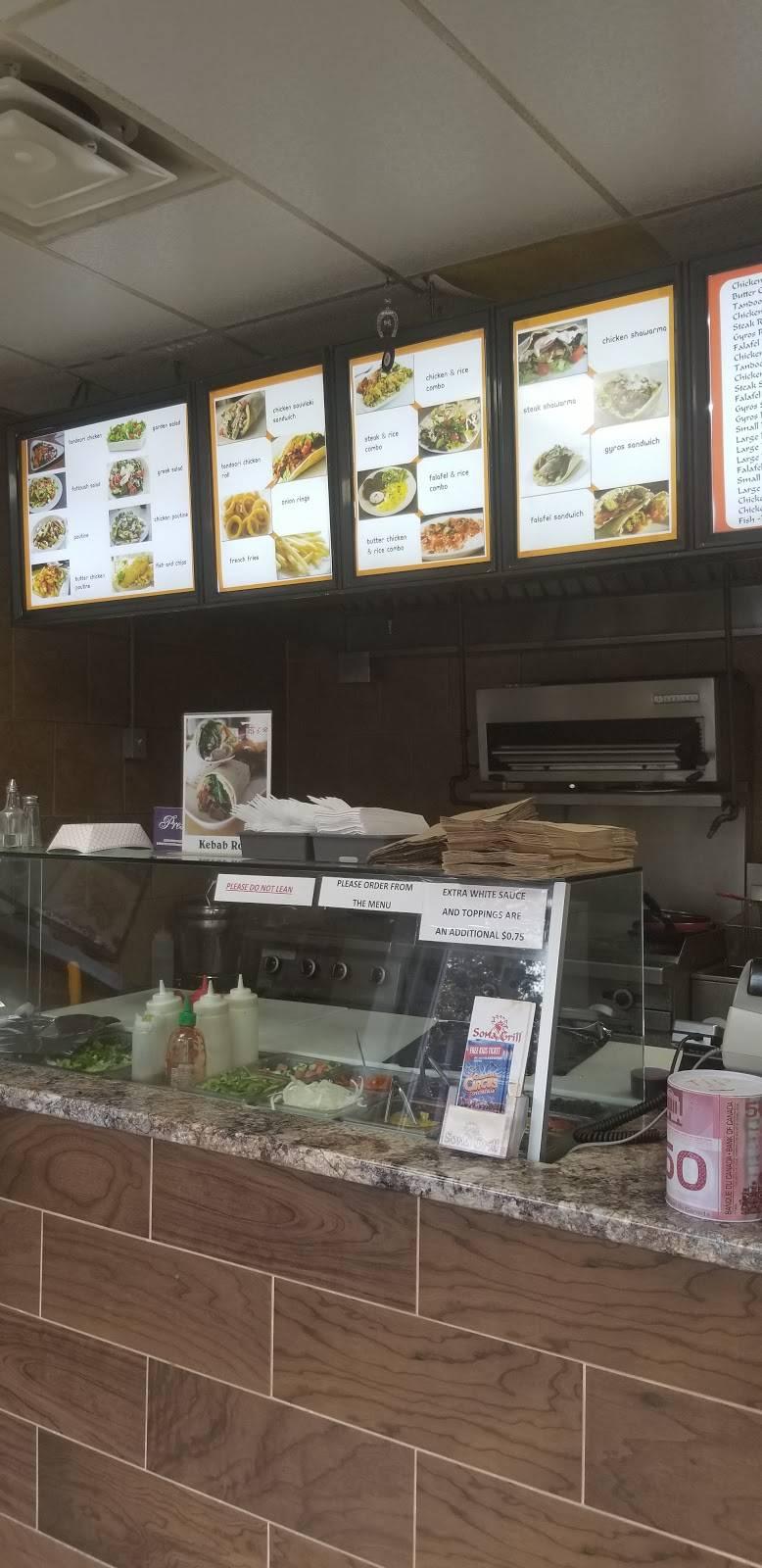 Sona Grill | restaurant | 1015 Cedarwood Pl, Burlington, ON L7T 3J4, Canada | 9056392020 OR +1 905-639-2020