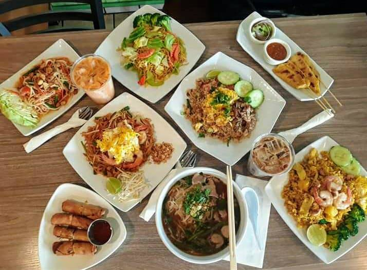 Tanyas Thai Cuisine | restaurant | 763 E Anaheim St, Long Beach, CA 90813, USA | 5625911970 OR +1 562-591-1970