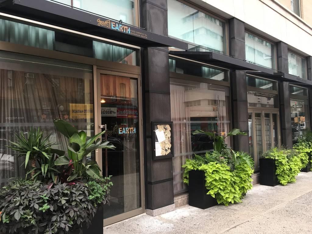 Graffiti Earth | restaurant | 190 Church St, New York, NY 10013, USA | 2125429440 OR +1 212-542-9440