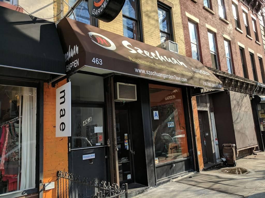 Szechuan Garden   restaurant   463 7th Ave, Brooklyn, NY 11215, USA   7187880788 OR +1 718-788-0788