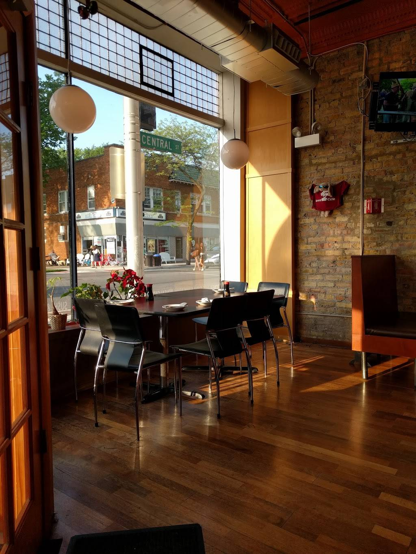Bonsai Cafe Restaurant 2916 Central St Evanston Il 60201 Usa