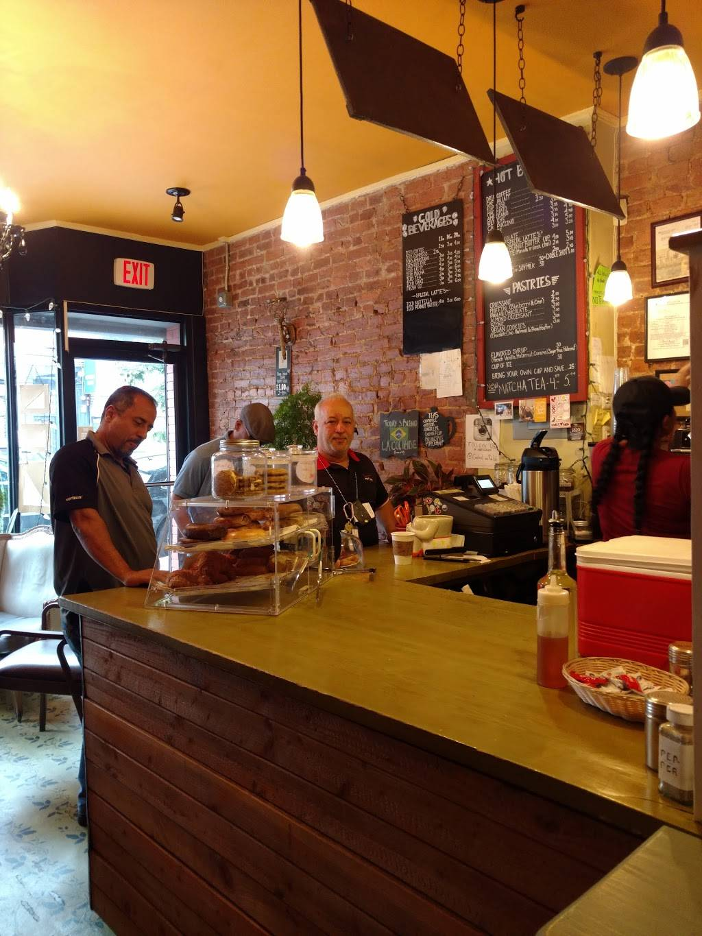 Central Cafe Brooklyn | cafe | 108 Central Ave, Brooklyn, NY 11206, USA | 7184973028 OR +1 718-497-3028