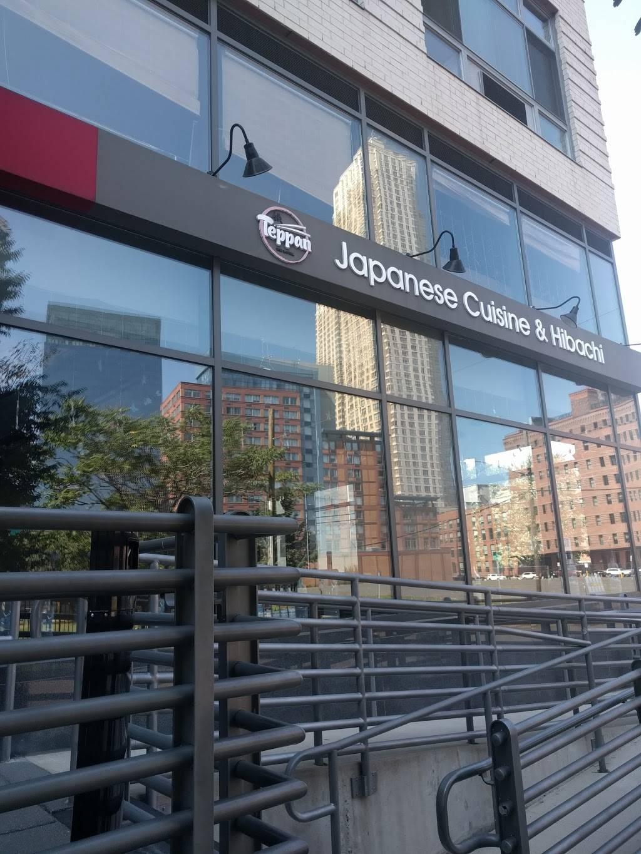 Teppan Bar & Grill | restaurant | 319 Warren St, Jersey City, NJ 07302, USA | 2014519989 OR +1 201-451-9989