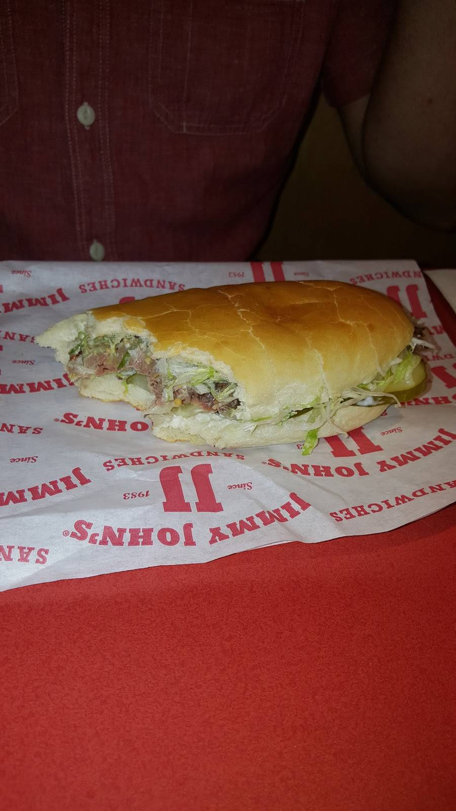 Jimmy Johns | meal delivery | 114 S Airline Hwy Ste. A, Gonzales, LA 70737, USA | 2256445712 OR +1 225-644-5712