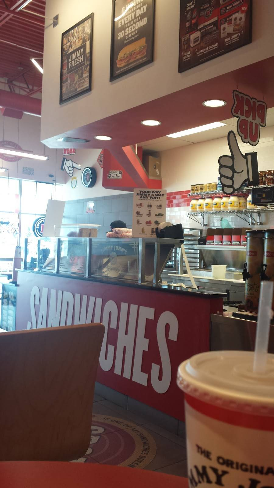 Jimmy Johns | meal delivery | 9168 S Yale Ave Ste. 110, Tulsa, OK 74137, USA | 9185517211 OR +1 918-551-7211