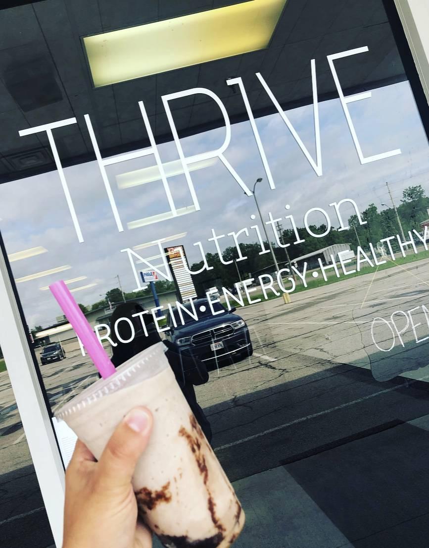 Thrive Nutrition | restaurant | 2244 Stumbo Rd S, Ontario, OH 44906, USA | 7403980196 OR +1 740-398-0196