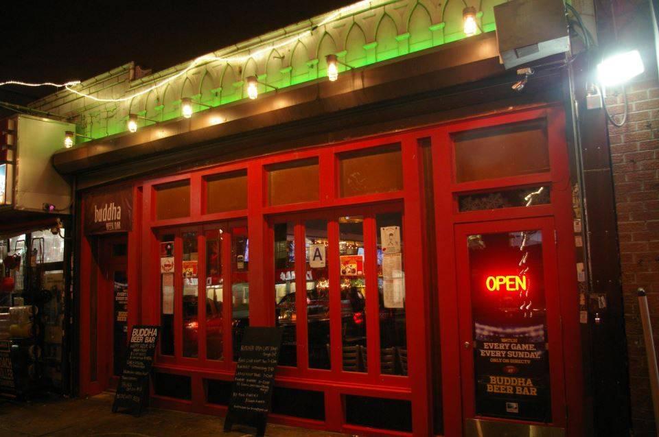 Buddha Beer Bar | restaurant | 4476 Broadway, New York, NY 10040, USA | 6468612595 OR +1 646-861-2595