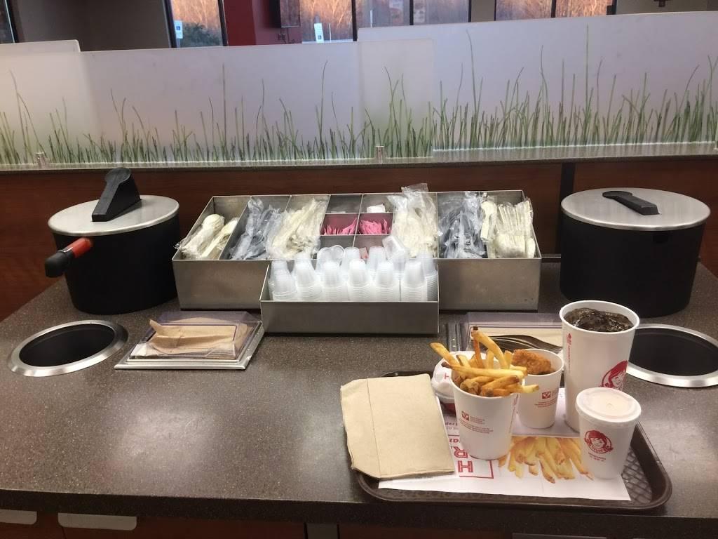 Wendy S Restaurant 1533 Freeway Dr Reidsville Nc 27320 Usa