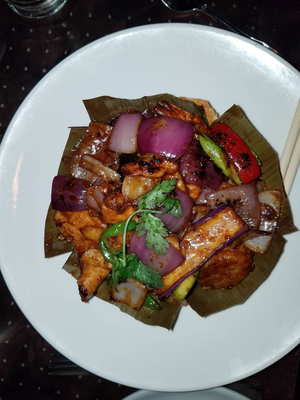 Blue Ginger Asian Fusion Bistro | restaurant | 6234 Sawmill Rd, Dublin, OH 43017, USA | 6147923888 OR +1 614-792-3888