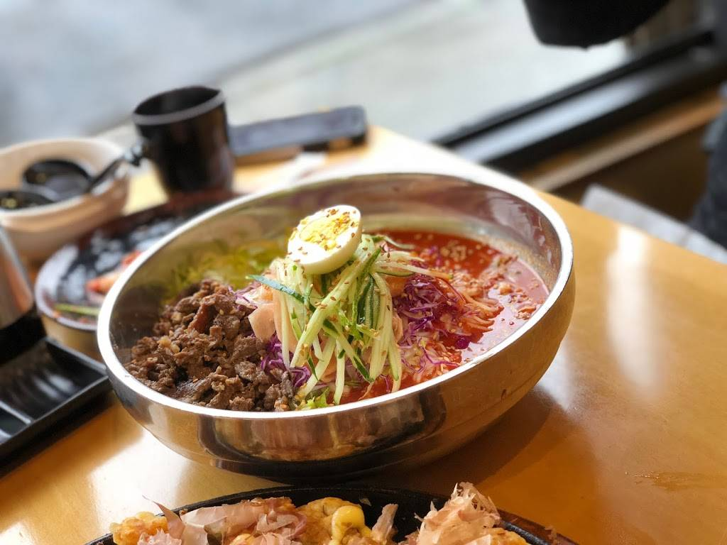 Dae Sung Korean Noodle   restaurant   4514 162nd St, Flushing, NY 11358, USA   7184600088 OR +1 718-460-0088