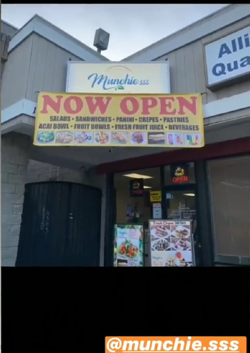 Munchie.sss | restaurant | 1212 W Anaheim St Unit B, Harbor City, CA 90710, USA | 4242632198 OR +1 424-263-2198