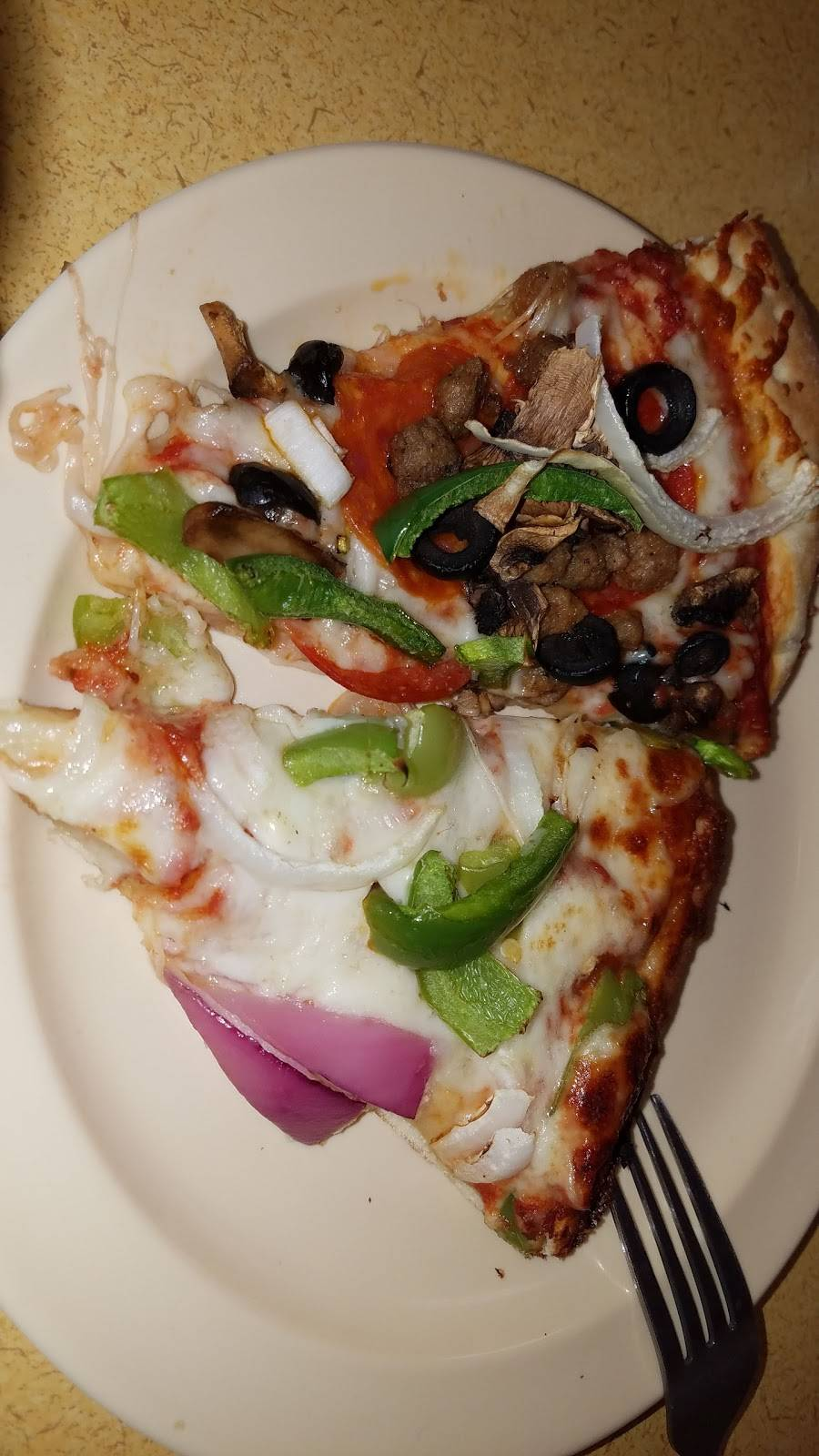 Excellent The Pizza Buffet Restaurant 3208 E Bell Rd Phoenix Az Home Interior And Landscaping Elinuenasavecom