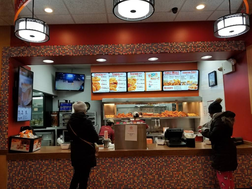 Popeyes Louisiana Kitchen | restaurant | 8310 Astoria Blvd, East Elmhurst, NY 11370, USA | 7182056024 OR +1 718-205-6024