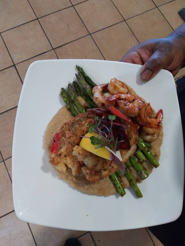 The 5 Bistro & Cocktails | restaurant | 4634 Rockbridge Rd SW, Stone Mountain, GA 30083, USA | 6789499048 OR +1 678-949-9048