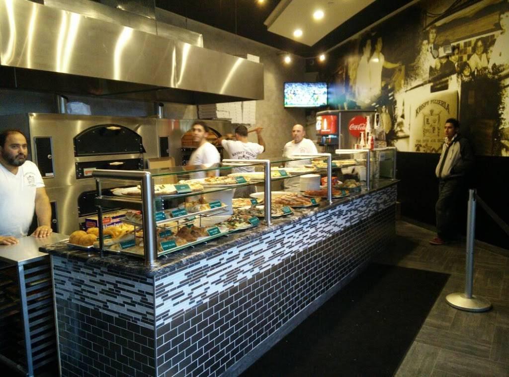 Krispy Pizza - Jersey City | restaurant | 33 Hudson St, Jersey City, NJ 07302, USA | 2016857313 OR +1 201-685-7313