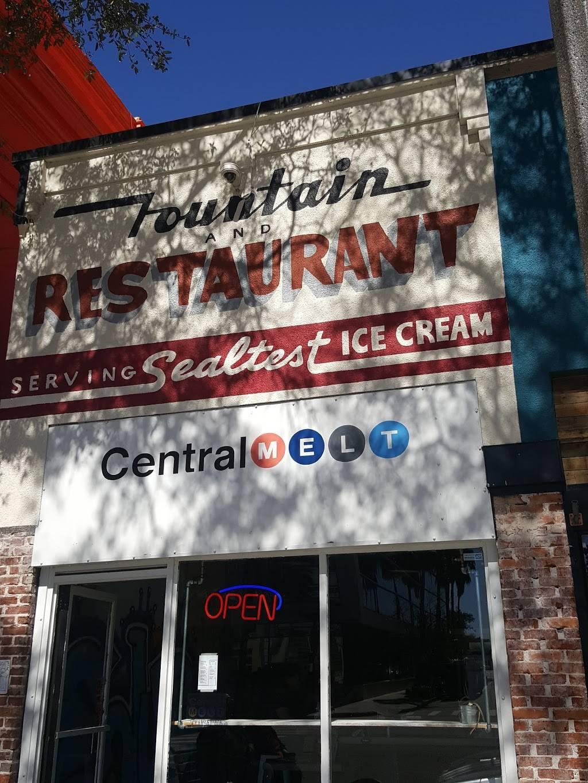 Central Melt   restaurant   685 Central Ave, St. Petersburg, FL 33701, USA   7273465338 OR +1 727-346-5338