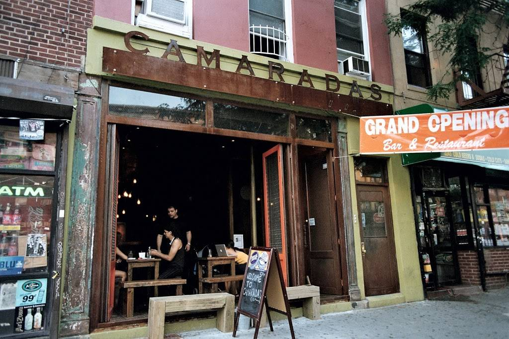 Camaradas El Barrio | restaurant | 2241 1st Avenue, New York, NY 10029, USA | 2123482703 OR +1 212-348-2703