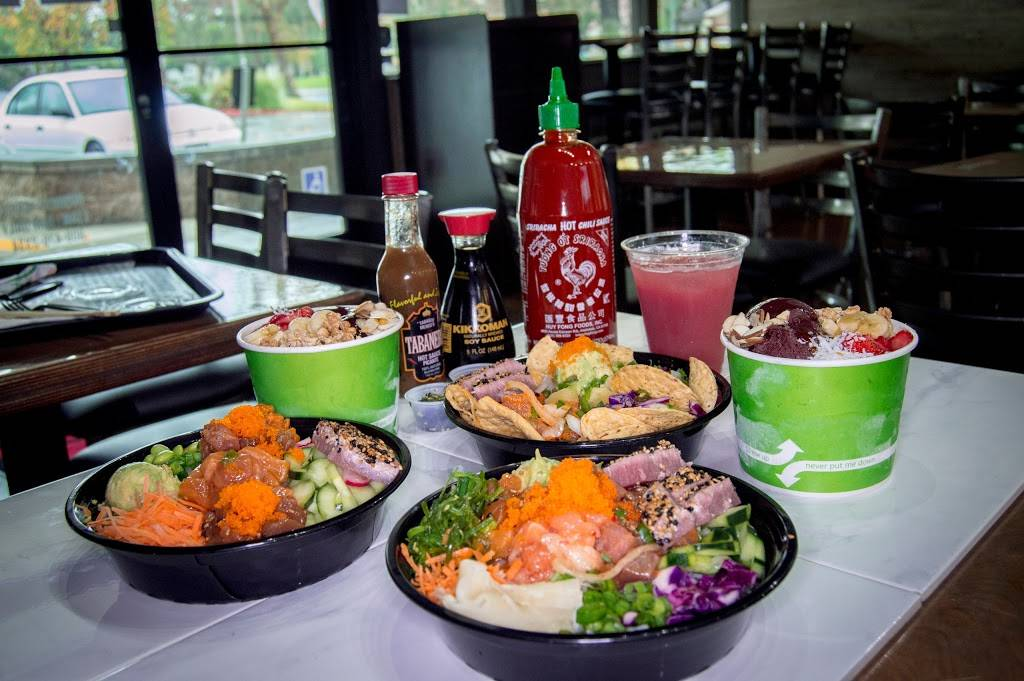 Off the Hook Poke & Grill | restaurant | 8998 Foothill Blvd #103A, Rancho Cucamonga, CA 91730, USA | 9094762334 OR +1 909-476-2334