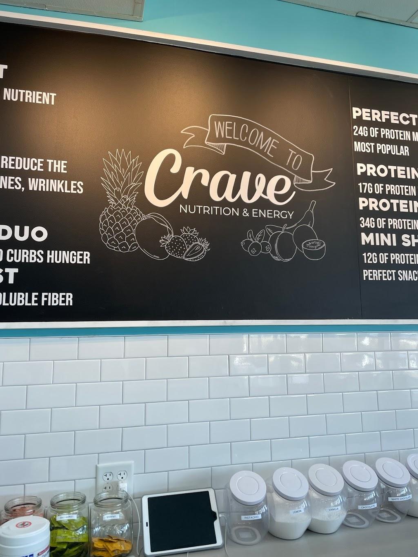 Crave Nutrition | restaurant | 576 Metacom Ave UNIT 12, Bristol, RI 02809, USA | 4012400142 OR +1 401-240-0142