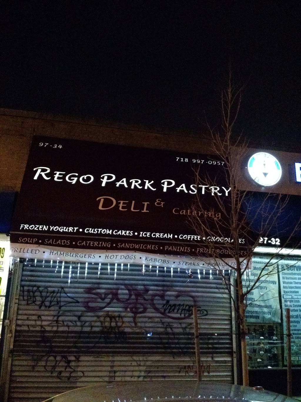 Rego Park Deli and Pastry | bakery | 97-34 63rd Rd, Rego Park, NY 11374, USA | 7189970957 OR +1 718-997-0957