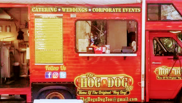 The Hog N Dog Too Food Truck & Catering   meal takeaway   1006 Fletcher Broome Rd, Monroe, NC 28112, USA   7045061737 OR +1 704-506-1737