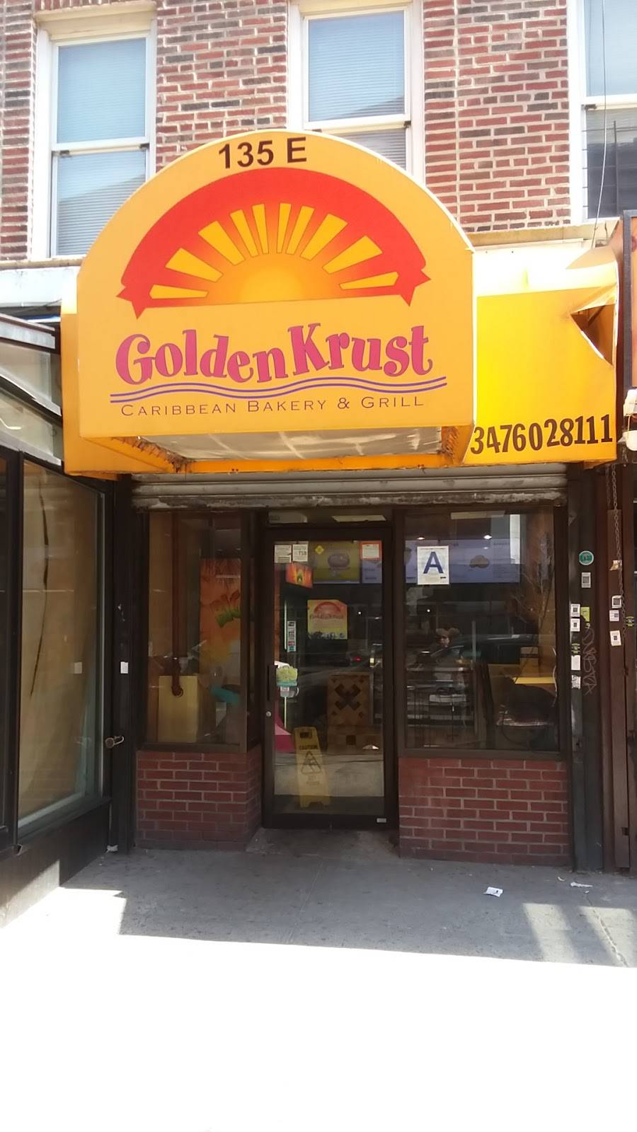 Golden Krust | restaurant | 135 E Gun Hill Rd, Bronx, NY 10467, USA | 3476028111 OR +1 347-602-8111