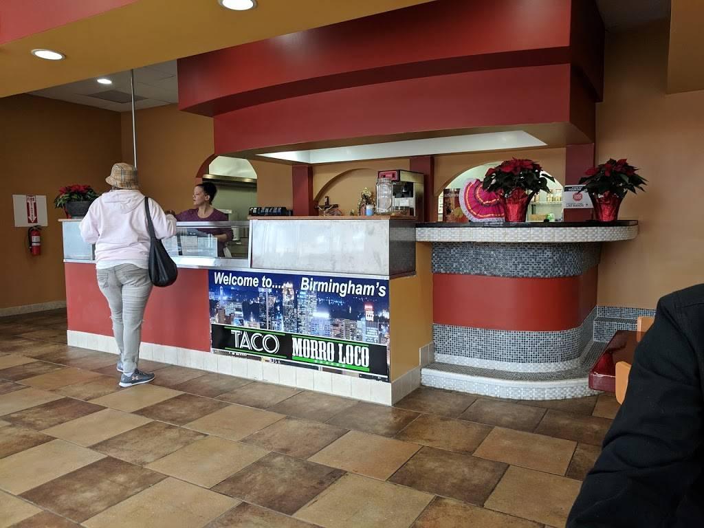 Taco Morro Loco #3   restaurant   67 6th Ave S, Birmingham, AL 35205, USA   2052026555 OR +1 205-202-6555
