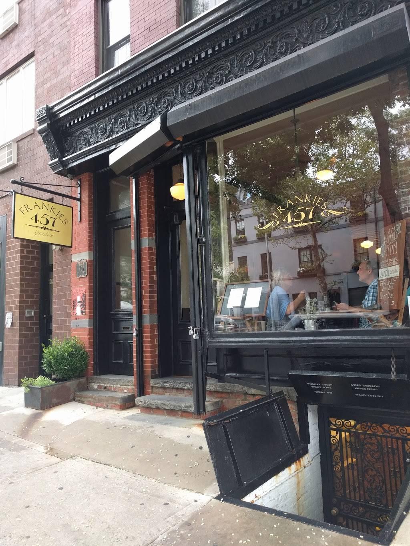 Frankies 457 Spuntino | restaurant | 457 Court St, Brooklyn, NY 11231, USA | 7184030033 OR +1 718-403-0033