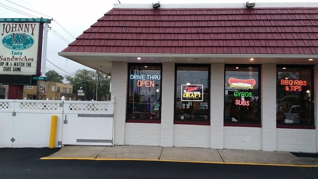 Johnny Ks Patios Gyros | restaurant | 17816 Torrence Ave, Lansing, IL 60438, USA | 7088951500 OR +1 708-895-1500
