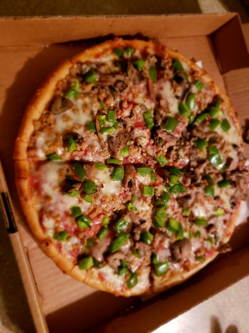 Big Star Pizza | restaurant | 1372 S Cleveland Massillon Rd, Akron, OH 44321, USA | 3306660700 OR +1 330-666-0700