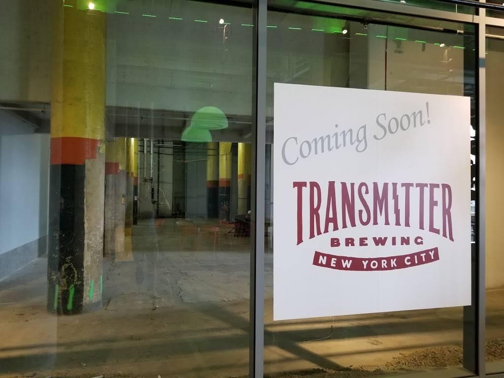 Transmitter Brewing | restaurant | Building 77, Brooklyn, NY 11205, USA | 6463788529 OR +1 646-378-8529