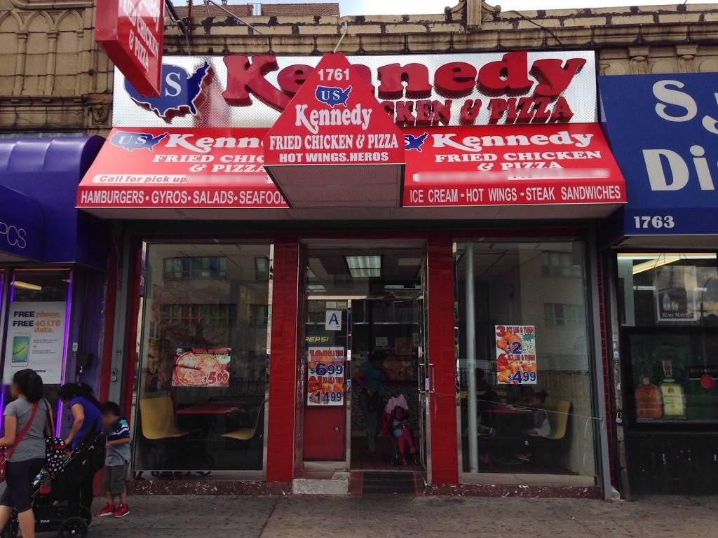 U.S Kennedy Fried Chicken | restaurant | 1761 University Ave, The Bronx, NY 10453, USA | 7187166430 OR +1 718-716-6430