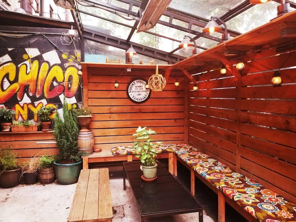 The Summit Bar   restaurant   133 Avenue C, New York, NY 10009, USA   3474657911 OR +1 347-465-7911