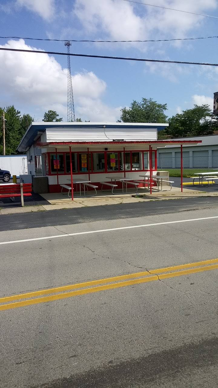Dilly bar   restaurant   803 Cherry St, Blanchester, OH 45107, USA   9377832145 OR +1 937-783-2145