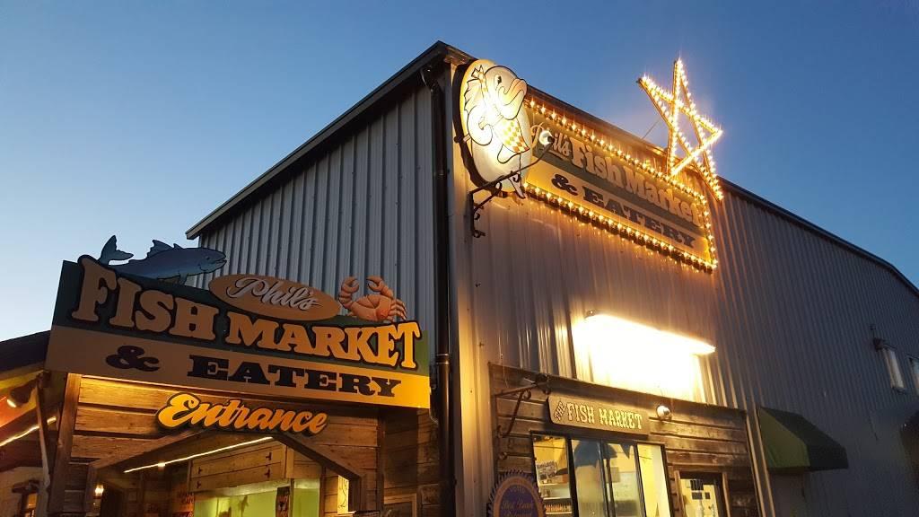 Phils Fish Market & Eatery   restaurant   7600 Sandholdt Rd, Moss Landing, CA 95039, USA   8316332152 OR +1 831-633-2152