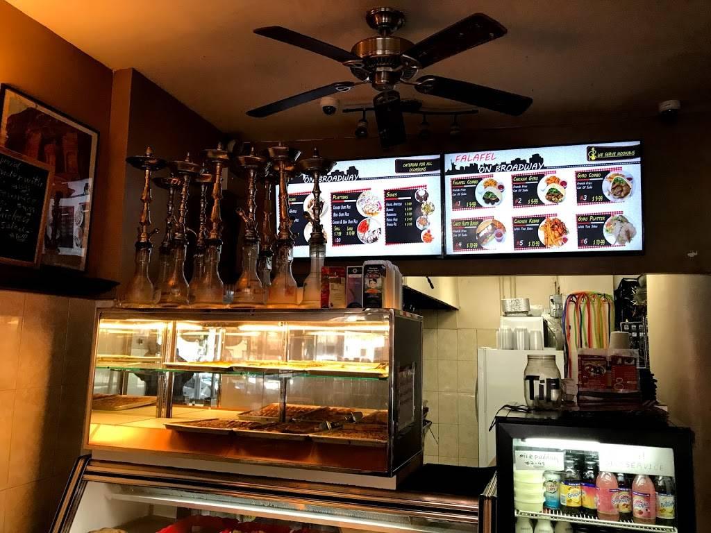 Falafel on Broadway | restaurant | 3151 Broadway, New York, NY 10027, USA | 2122222300 OR +1 212-222-2300