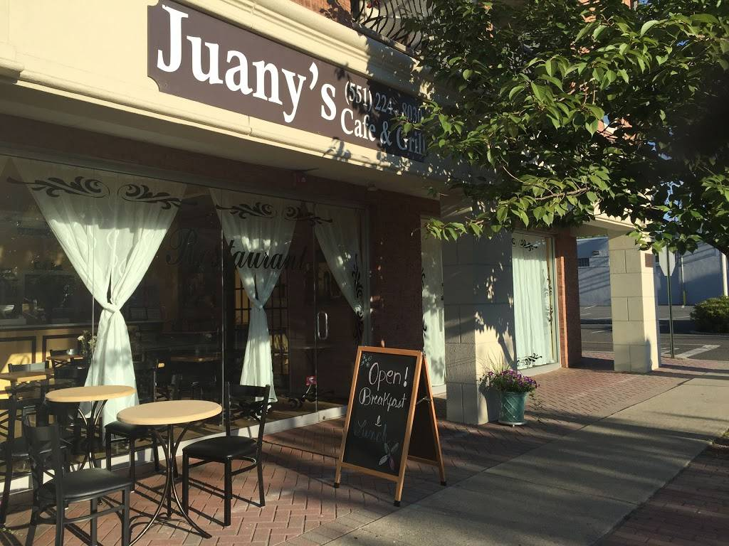 Juanys Cafe & Grill   restaurant   12-56 River Rd, Fair Lawn, NJ 07410, USA   5512248030 OR +1 551-224-8030