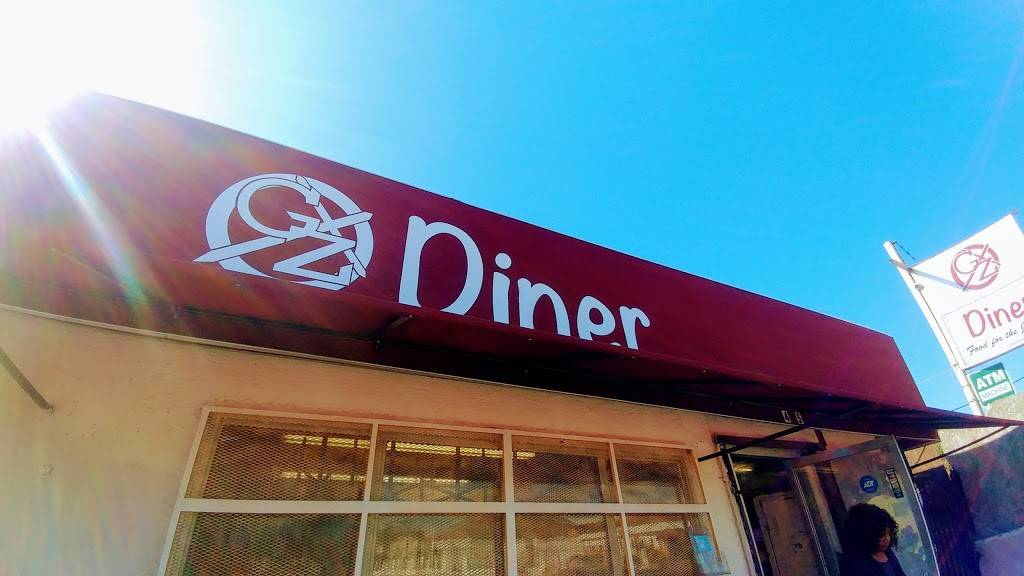 GZ Diner | restaurant | 2405 N Wilmington Ave, Compton, CA 90222, USA