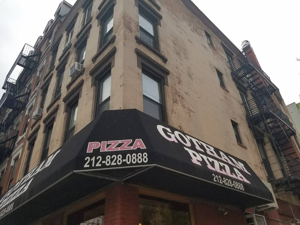 Gotham Pizza | restaurant | 1667 1st Avenue, New York, NY 10028, USA | 2128280888 OR +1 212-828-0888