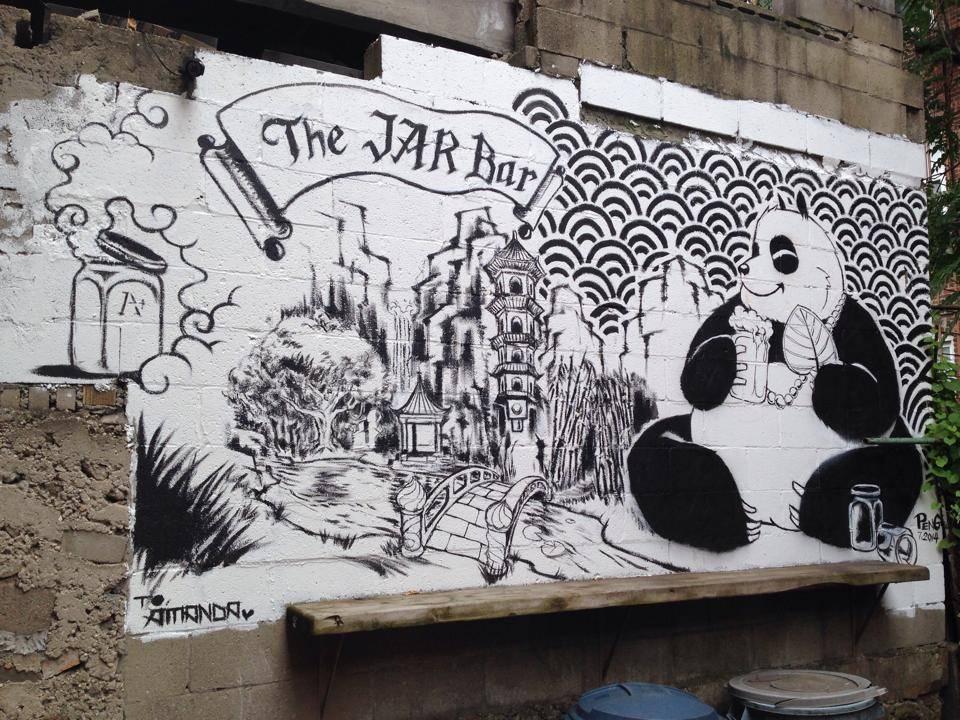 The Jar Bar | restaurant | 4506 48th Ave, Woodside, NY 11377, USA | 7187849616 OR +1 718-784-9616