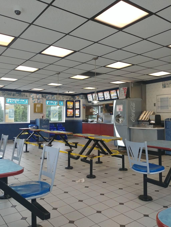 White Castle | restaurant | 8 Lafayette Ave, Metuchen, NJ 08840, USA | 7325485953 OR +1 732-548-5953