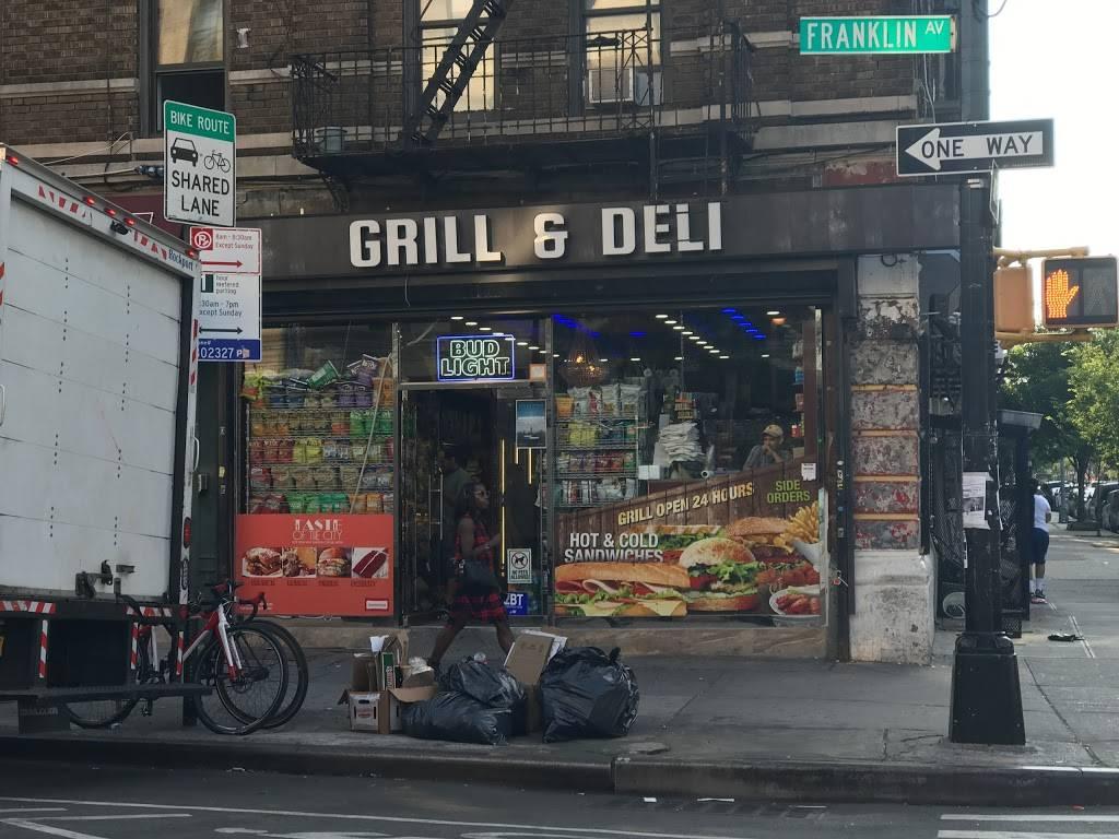 mcking gourmet deli | restaurant | 790 Franklin Ave, Brooklyn, NY 11238, USA | 7184672527 OR +1 718-467-2527