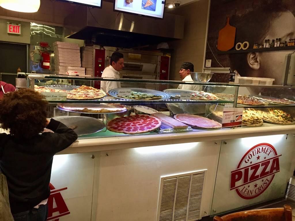 Lean Crust Pizza | restaurant | 737 Fulton St, Brooklyn, NY 11217, USA | 7188527567 OR +1 718-852-7567