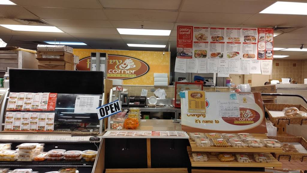 Pastry Corner Bakery & Cafe   restaurant   43930 Farmwell Hunt Plaza #100, Ashburn, VA 20147, USA   7037298314 OR +1 703-729-8314